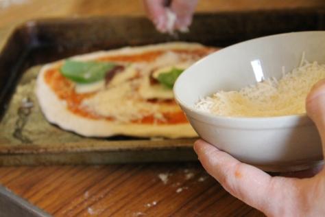 Delicious Margherita Pizza