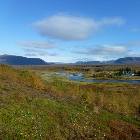 Thingvellir National Park Iceland crop